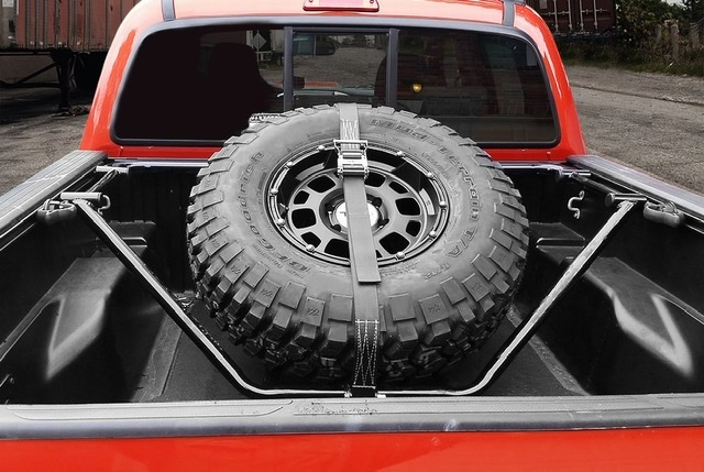 Full size spare tire | Page 5 | Tesla Cybertruck Forum ...